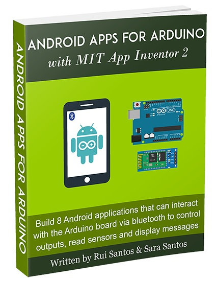 Download Android Apps for Arduino with MIT App Inventor 2