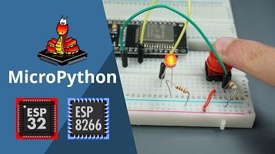 MicroPython Programming with ESP32 and ESP8266 eBook